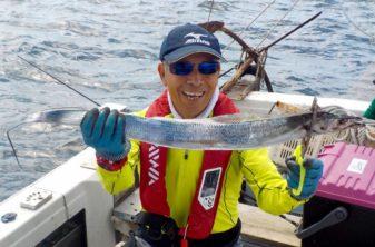 2019.10.06 太刀魚